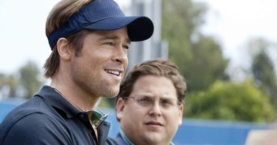 moneyball international trailer Moneyball UK Trailer Plays the Odds & Comes Out A Winner