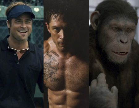 moneyball warrior rise planet apes favorite movies 2011