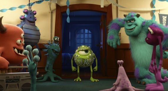 monsters university trailer Screen Rants 2013 Summer Movie Preview