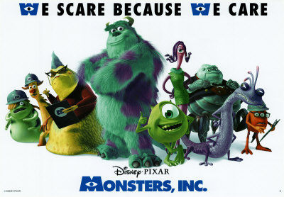 monstersinc Monsters, Inc. Sequel in the Works?