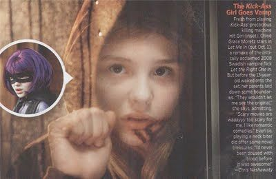 moretz let me in First Pic of Chloe Moretz in Let Me In [Updated]