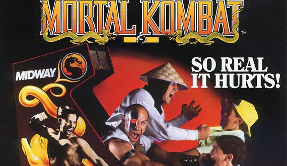 mortal kombat game flyer Mortal Kombat Web Series Will Precede New Movie