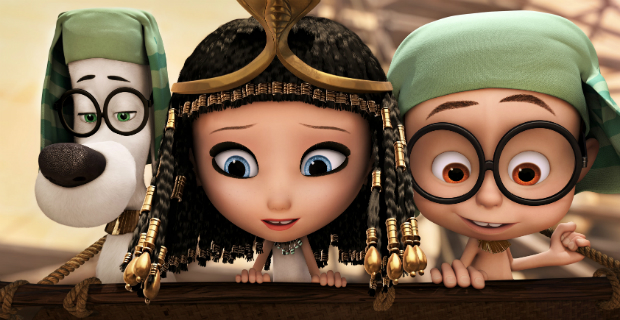 mr peabody and sherman trailer Box Office Prediction: Mr. Peabody and Sherman vs. 300: Rise of an Empire
