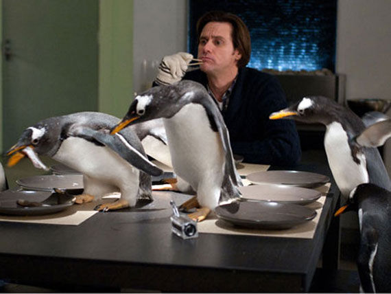 mr poppers penguins jim carrey 2 Movie Image Roundup: Green Lantern, Three Musketeers, Cars 2 and More [Updated]