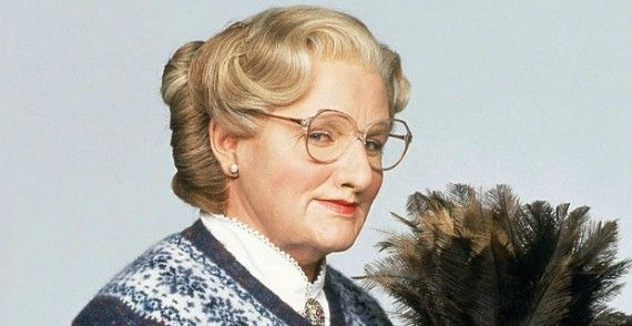mrs doubtfire sequel 570x294 Fox Developing Mrs. Doubtfire Sequel with Robin Williams