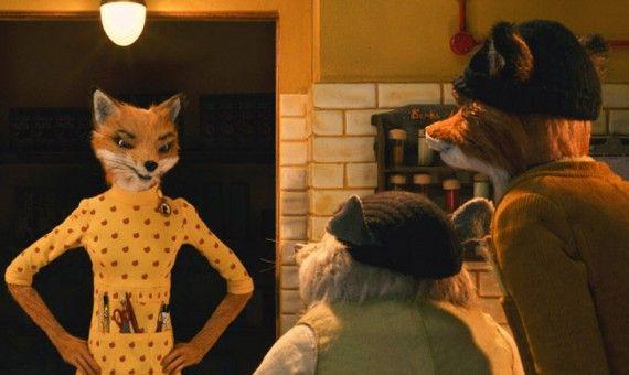 Fantastic Mr Fox Review Screen Rant
