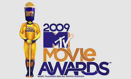 mtv movie awards logo final Twilight Sweeps The 2009 MTV Movie Awards