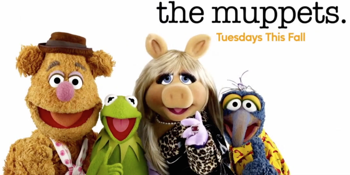 'The Muppets' ABC TV Show Trailer: Gonzo Doesn't Approve ...