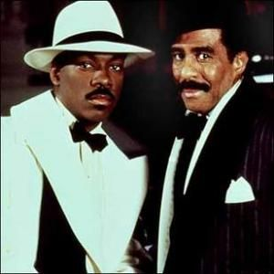 murphy and pryor Eddie Murphy To Play Richard Pryor