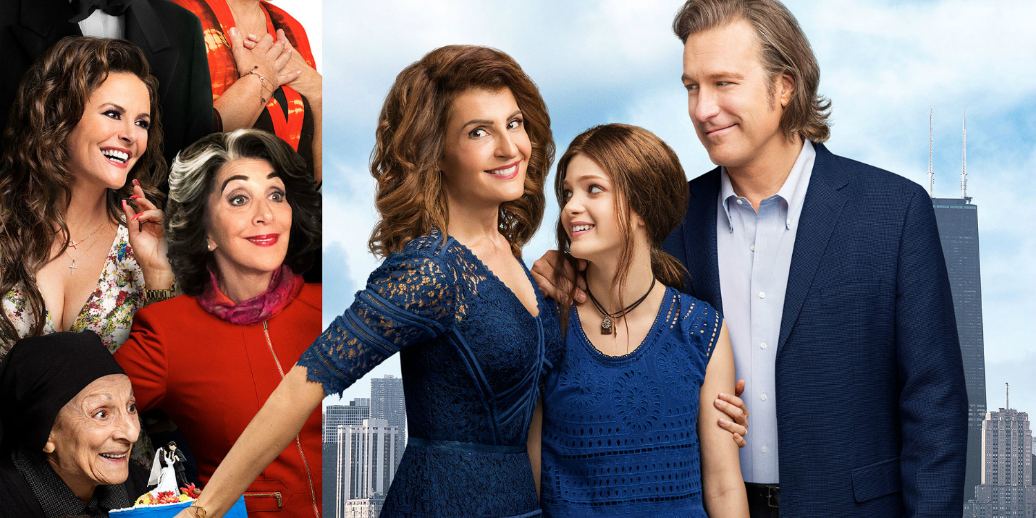 'Not one joke lands': the cast of My Big Fat Greek Wedding 2