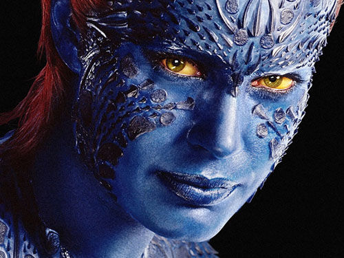 mystique x men movie Jennifer Lawrence Talks Mystique in X Men: First Class