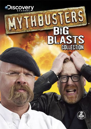 mythbusters dvd MythBusters Mishap Sends A Cannonball Flying... Through A House [Video]