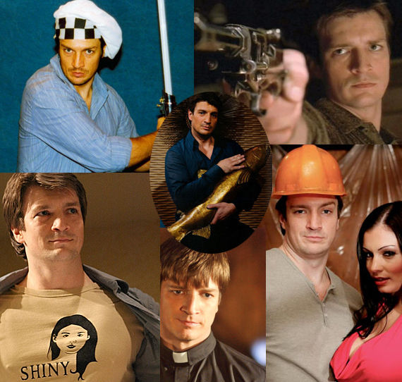 nathan fillion header Nathan Fillion Talks Trucker, Castle, Joss Whedon & Superheroes