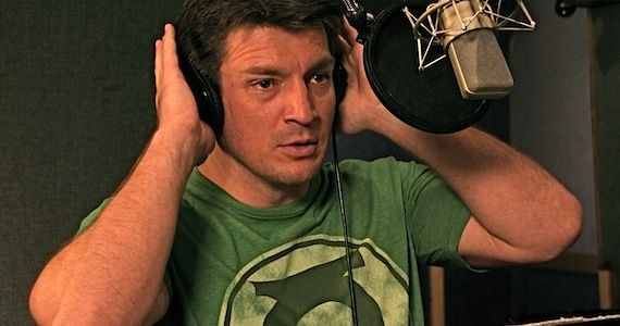 Green Lantern Emerald Knights Video, Images, Interview with Nathan Fillion