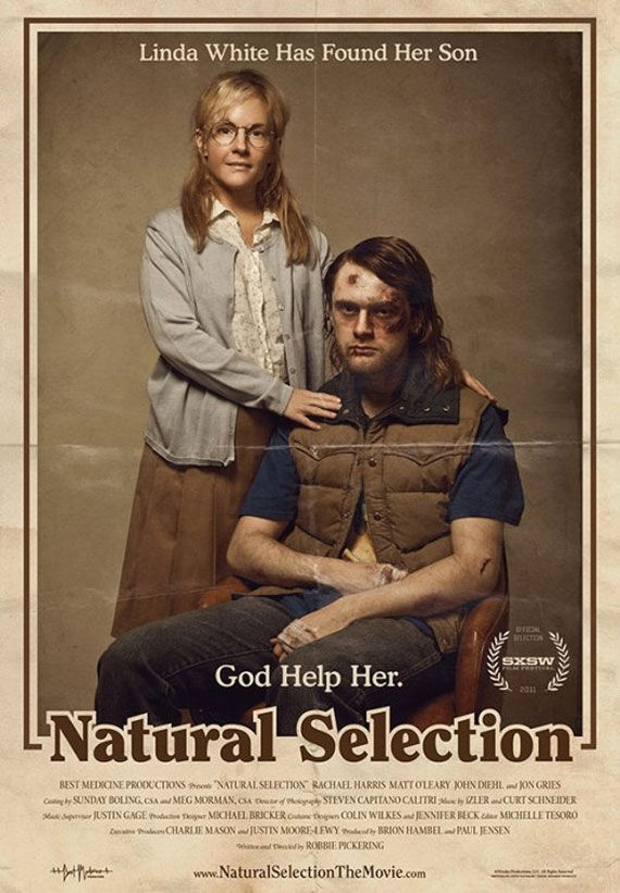 natural selection movie poster Movie Poster Roundup: Thor, Pirates of the Caribbean 4, Your Highness & More