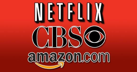 netflix amazon cbs online video Netflix Adds CBS Shows; Amazon Preps Subscription Service?