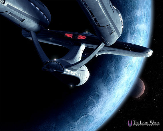 new enterprise4 Star Trek: A Fresh Look At The New USS Enterprise