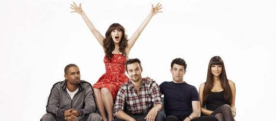 new girl fox 2011 Fall Television Preview