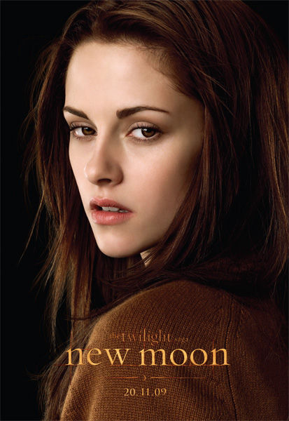 new moon character poster bella New Moon Character Posters & Image Gallery