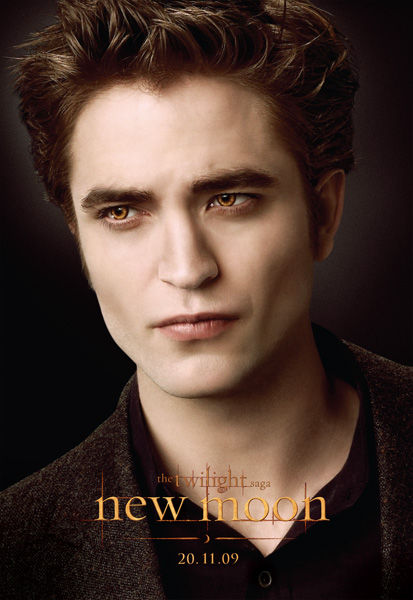 new moon character poster edward New Moon Character Posters & Image Gallery
