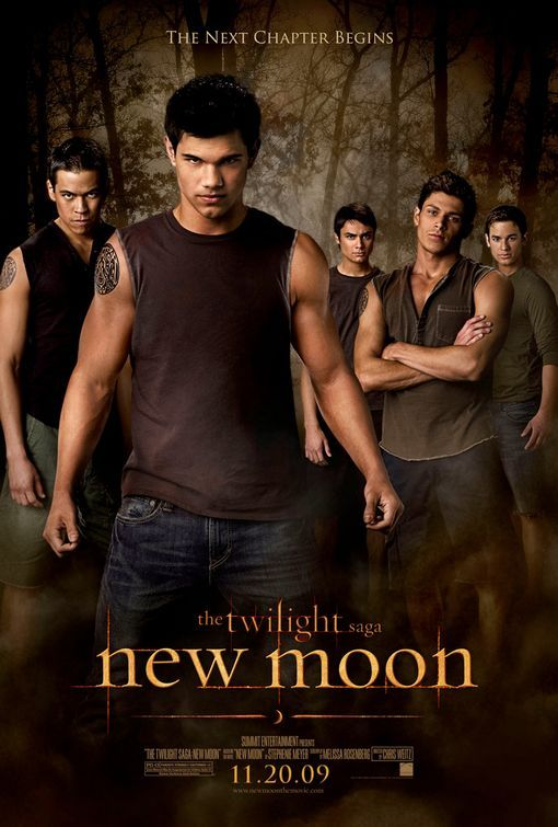 new moon character poster2 wolfpack New Moon characters poster   The Wolfpack