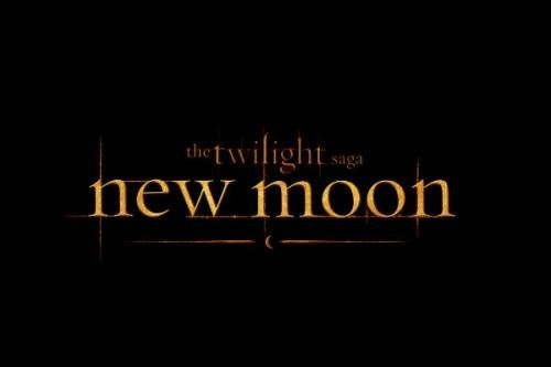 new moon logo Three Stills From New Moon