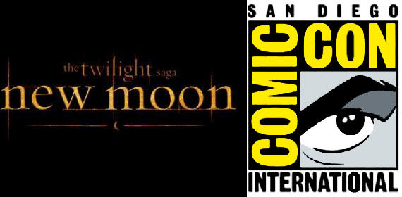 new moon twilight comic con Comic Con: Summits New Moon Panel is Topless & Awkward