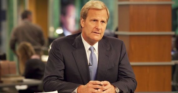 newsroom season two preview daniels The Newsroom to End After Season 3