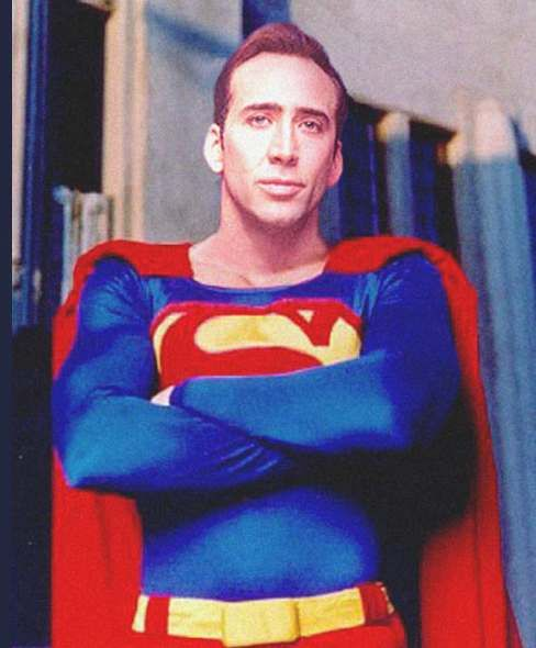 nicholas cage superman outfit Dodged Bullets: 14 Actors Who Were Almost Superheroes