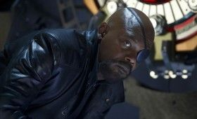nick fury avengers1 280x170 The Avengers: Chris Hemsworth Interview and New Photo Gallery