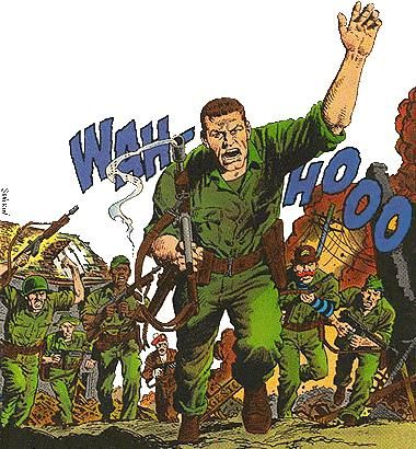 nick fury howling commandos Captain America Comic Book & Movie Comparison Guide