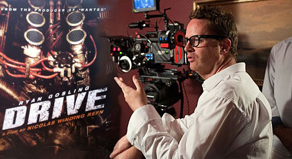 nicolas winding refn interv Drive Director Nicolas Winding Refn Talks Film Violence, Ryan Gosling, & Logans Run