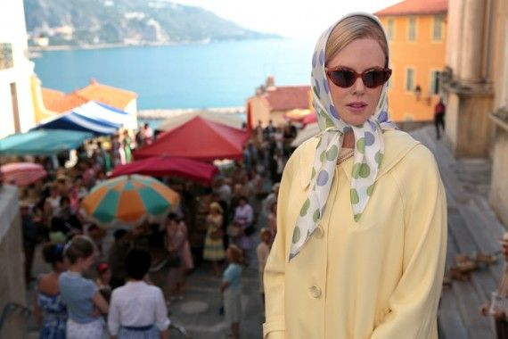 nicole kidman grace monaco movie 570x380 Nicole Kidman in Grace of Monaco