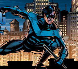 nightwing dc comics 02 Smallville Season 9 Casting News & Other Notes