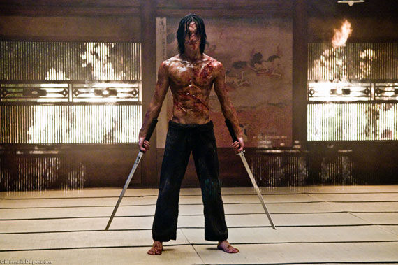 ninja assassin header Ninja Assassin Review