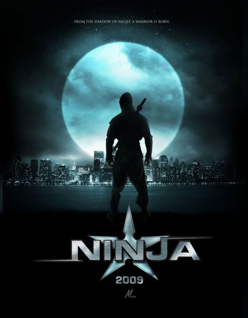 ninja poster scott adkins Poster Friday: Toy Story 3, New Moon, Pirate Radio & More!