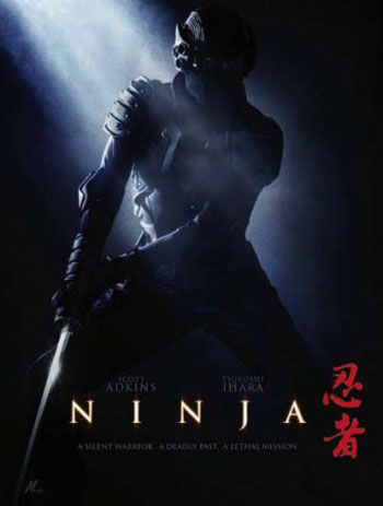ninja poster Poster Friday: Toy Story 3, New Moon, Pirate Radio & More!
