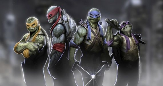 ninja turtles script William Fichtner Talks Shredder in the Teenage Mutant Ninja Turtles Reboot