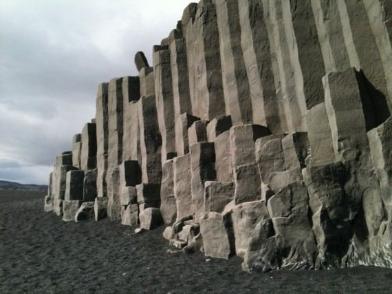 Iceland Landmark Featured in Noah