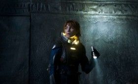 noomi rapace elizabeth shaw prometheus 280x170 Prometheus Photo Gallery: Meet the Ships Crew