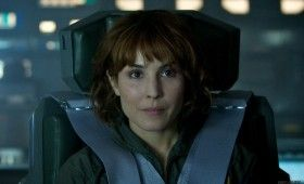 noomi rapace prometheus 280x170 Prometheus Photo Gallery: Meet the Ships Crew