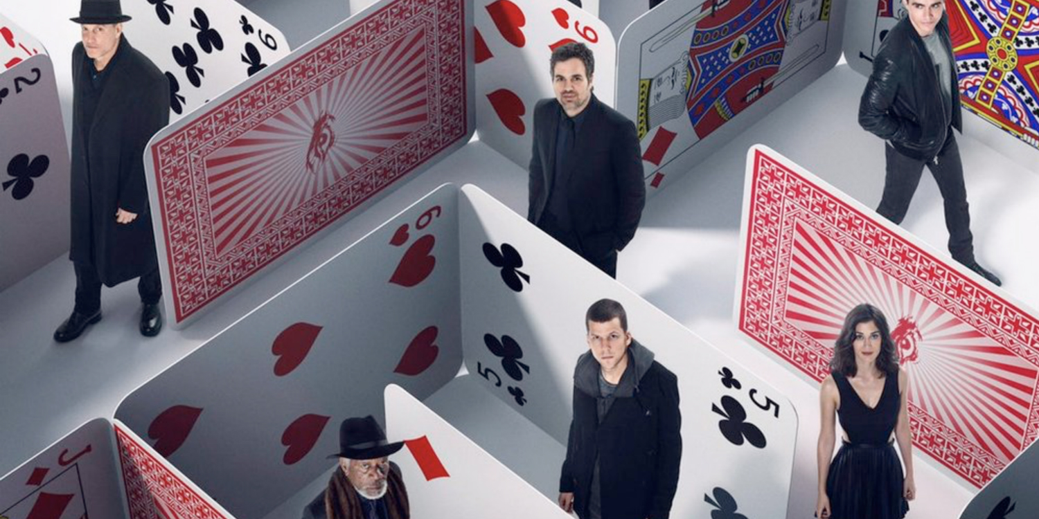 Now you see me 2 final trailer amp clip the greatest magic trick yet