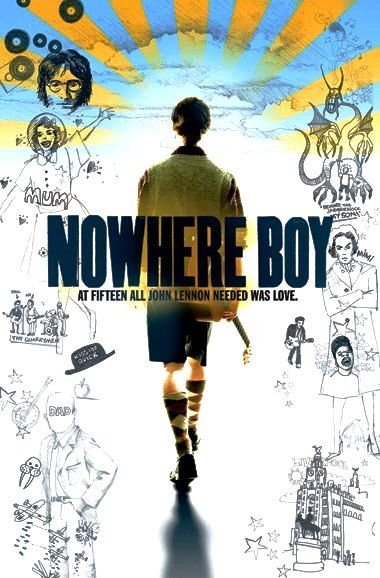 nowhere boy john lennon poster Poster Friday: Youth in Revolt, Invictus, Heavy Metal & More!