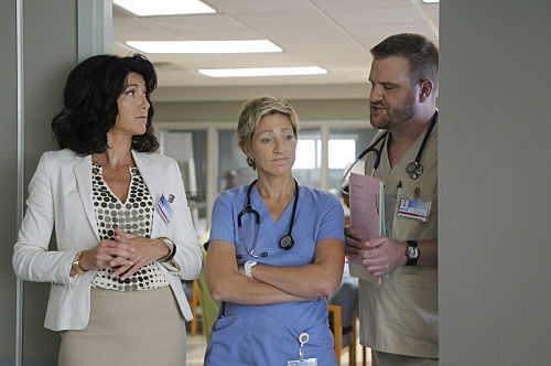 nurse jackie premiere ohara Nurse Jackie: Season 2 Premiere Review & Discussion