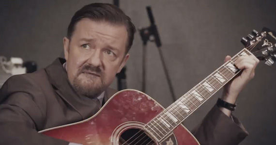 The office revisited bringing back ricky gervais as david brent - The office american version ...