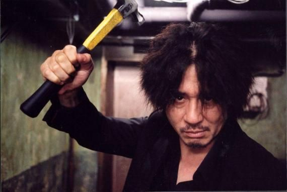 oldboy Spielberg, Vaughn & Boyle on Shortlist To Direct Oldboy Remake