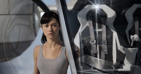 olga kurylenko in oblivion Rumor Patrol: Olga Kurylenko Testing For Wonder Woman in Batman vs. Superman