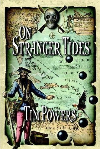 on stranger tides book cover Pirates of the Caribbean 4 Based On A Book After All [Updated]