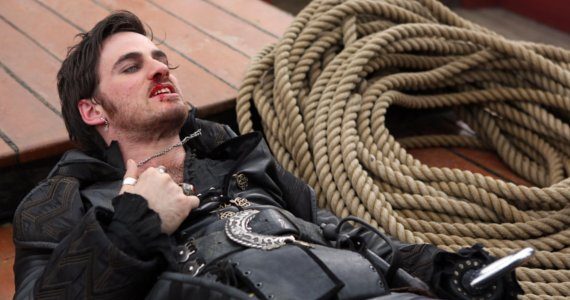 Once upon a time season 2 hook scenes