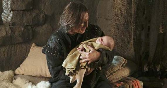 once upon a time season 2 episode 14 rumple baby Once Upon a Time Season 2, Episode 14: Its All Relative